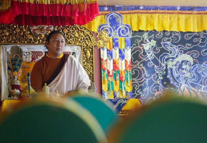 Namkha rinpoche