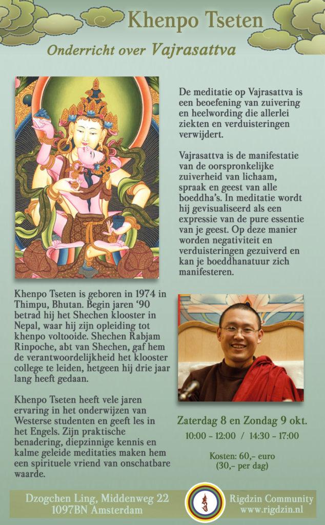 khenpo-tseten-vajrasattva-nederlands